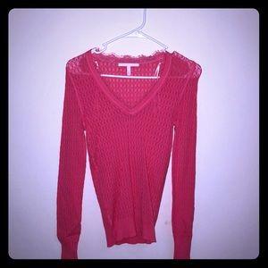 Victoria secret light sweater